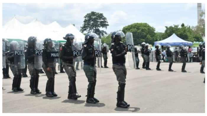 Just in: Nigerian police resume recruitment exercise, release crucial update