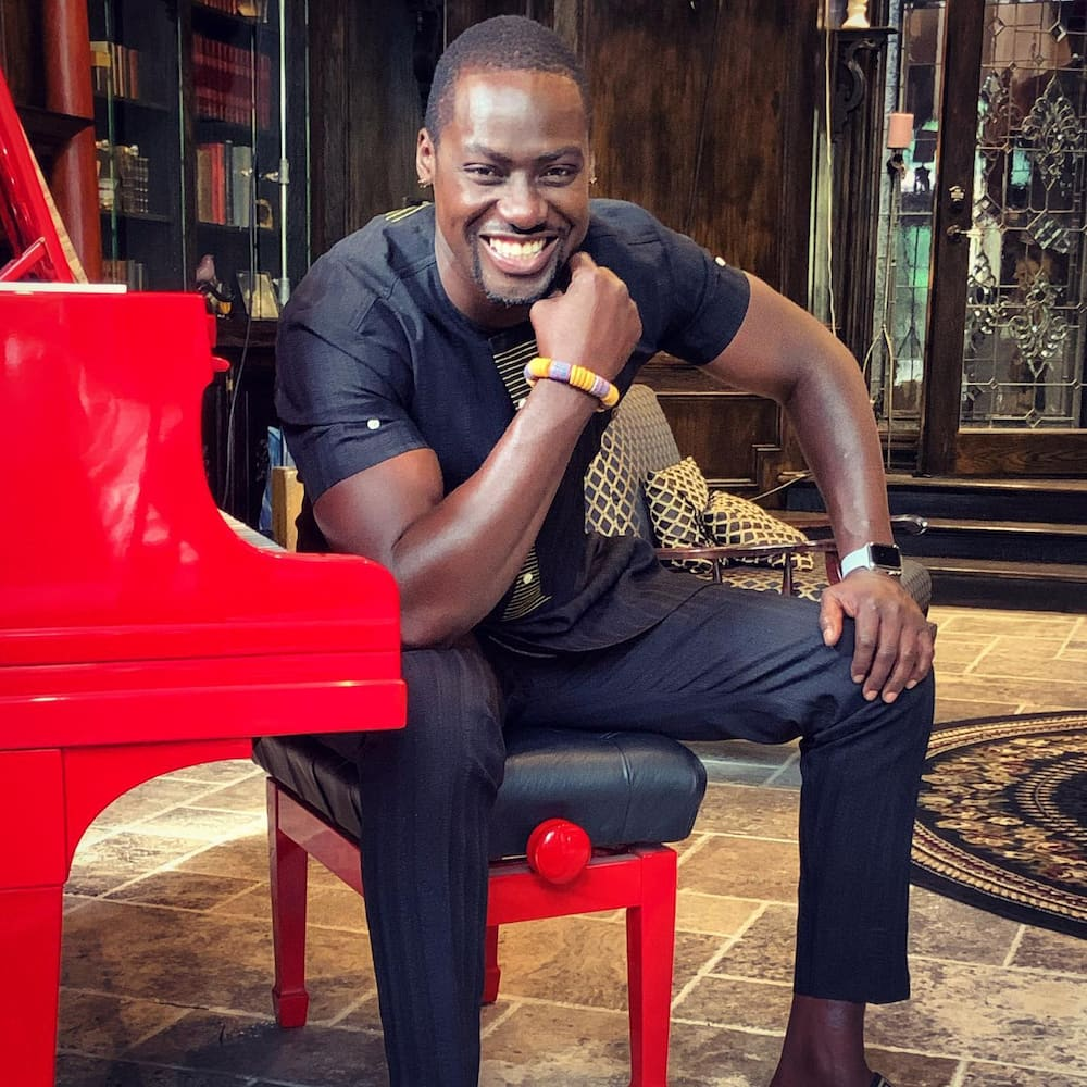 Chris Attoh biography: parents, sister, wives, net worth, movies
