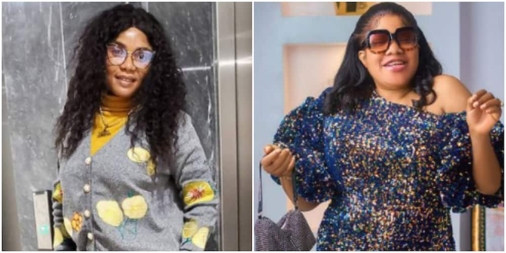 Love you pieces: Iyabo Ojo says as she wishes Toyin Abraham speedy recovery, fans react