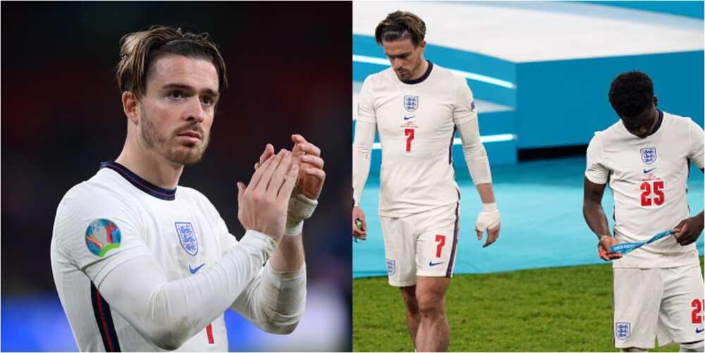 England star blasts Man United legend for blaming senior players for Saka's penalty miss