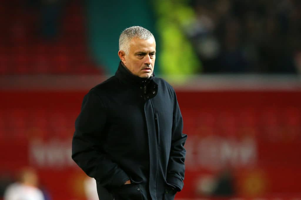 Mourinho makes stunning confession about how his Man United career ended