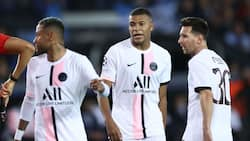 PSG boss sends warning message to Messi, Neymar and Mbappe after lackluster performance against Club Brugge