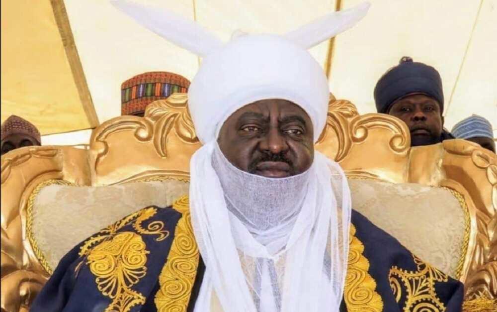 Zanga-zanga: Ministocin Buhari 2 sun mika kokon bararsu a gaban Sarkin Kano