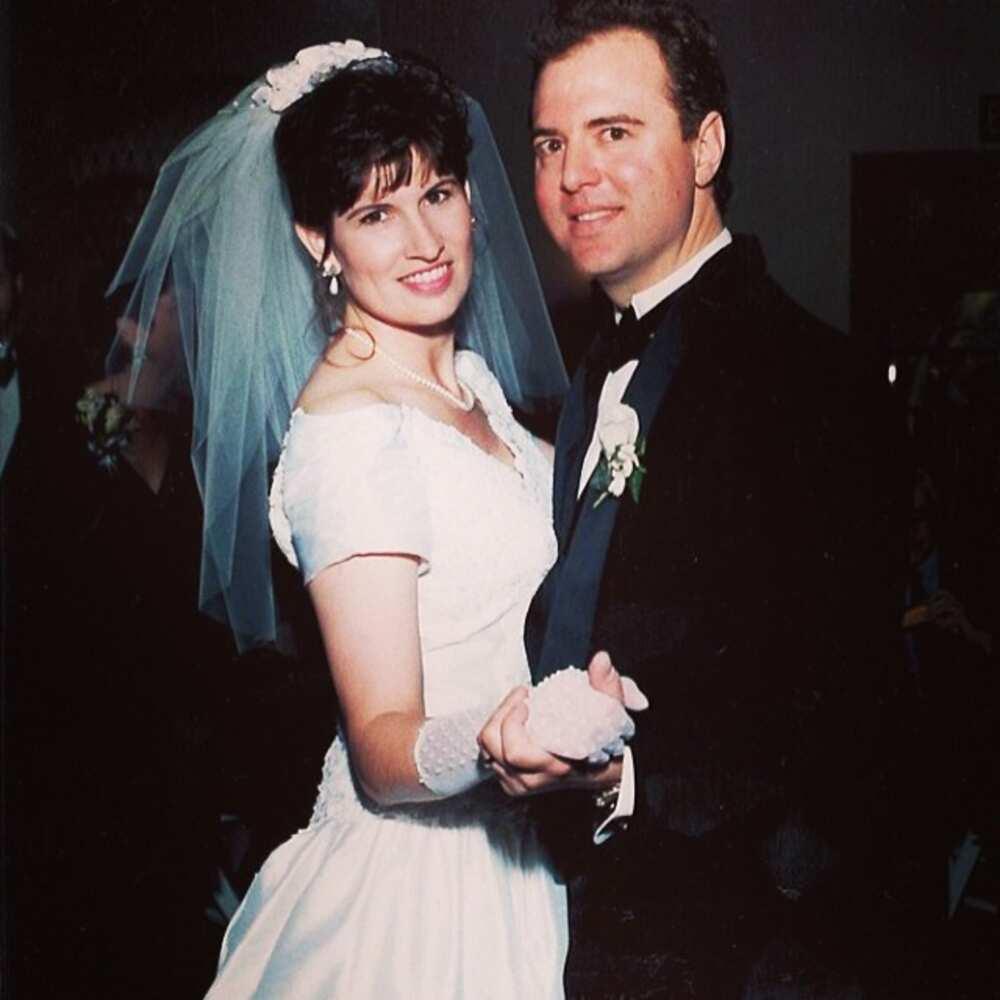 is Adam Schiff married