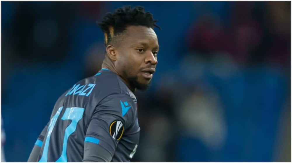 Ogenyi Onazi: Danish Superliga club SønderjyskE terminates contract of Super Eagles star