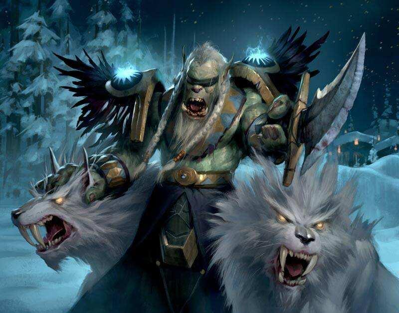 orc warlock names