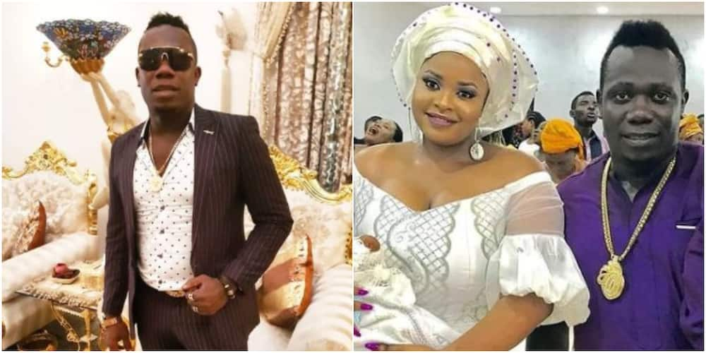 Singer Duncan Mighty accuses wife and her family of plotting to kill him and take his properties