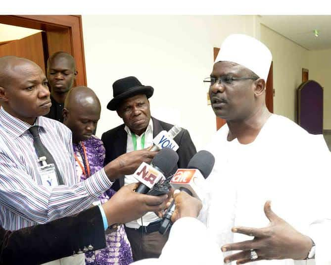 Ndume lacks the maturity required of a Senate president - Political analyst