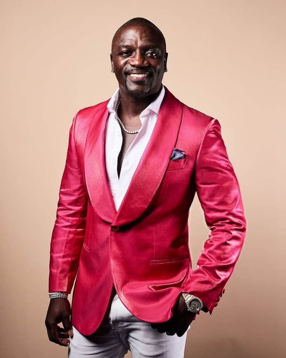 Fans react as Akon unveils his N2.3 trillion 'futuristic' city in Senegal (photos)