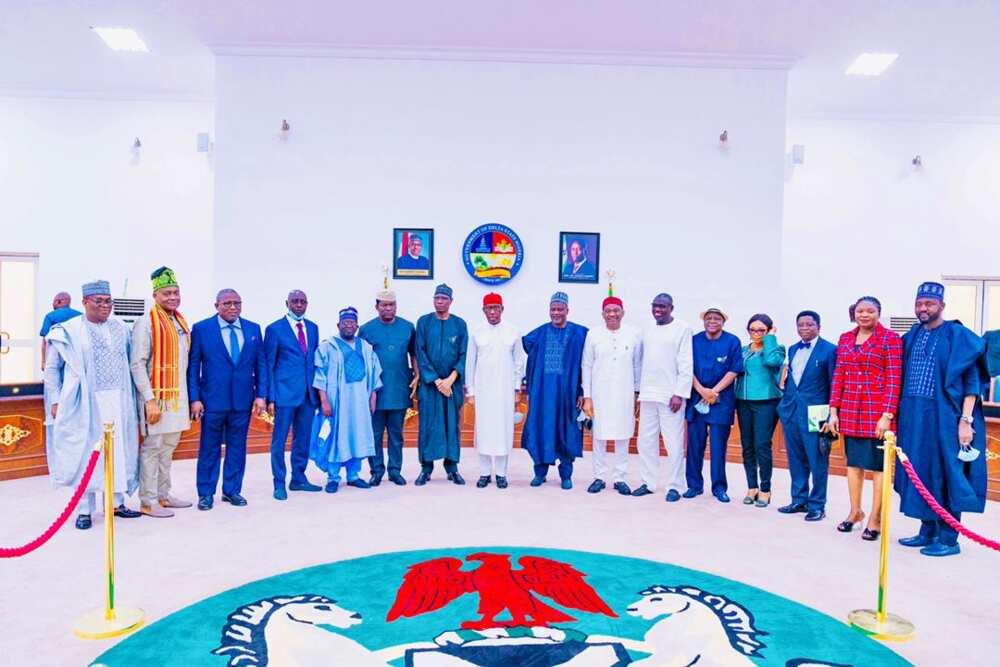 Constitutional Amendment: Okowa Advocates Devolution of Powers to States, Councils