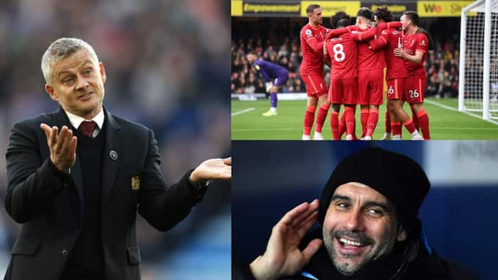 Man United's To Face Man City, Liverpool, 2 Other Big Teams In Next 5 Fixtures As Games Could Get Solskjaer Sacked