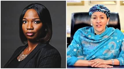 2 Nigerians Amina Muhammed and Abisoye Akinfolarin named on BBC's list for 2018 influential women