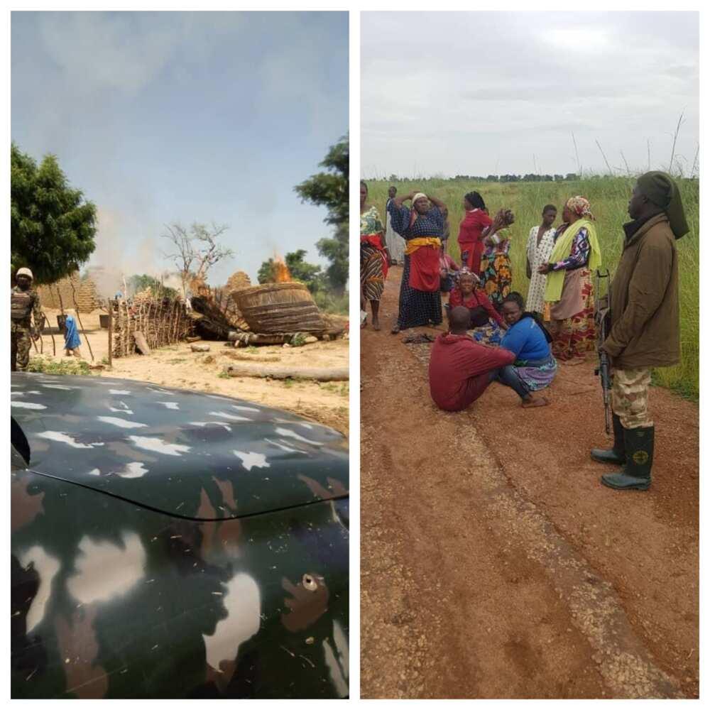 Atisayen Sahel Sanity: Dakarun soji sun kakkaɓe ƴan ta'adda a shiyyar Arewa maso Yamma
