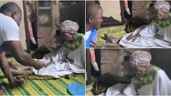 Video of 143-year-old Nigerian woman who lives in Oyo state