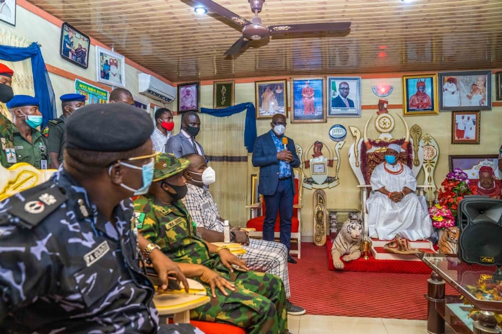 Herdsmen that cause violence, kidnapping, robbery are criminals, Obaseki declares