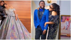 Nigerian actress Toyin Abraham pens emotional message as she gushes over hubby, social media reacts