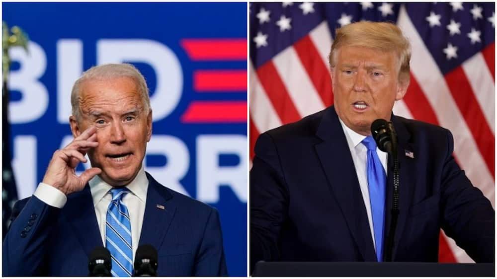 States Trump, Biden have won, lost as vote counting continues in US presidential election