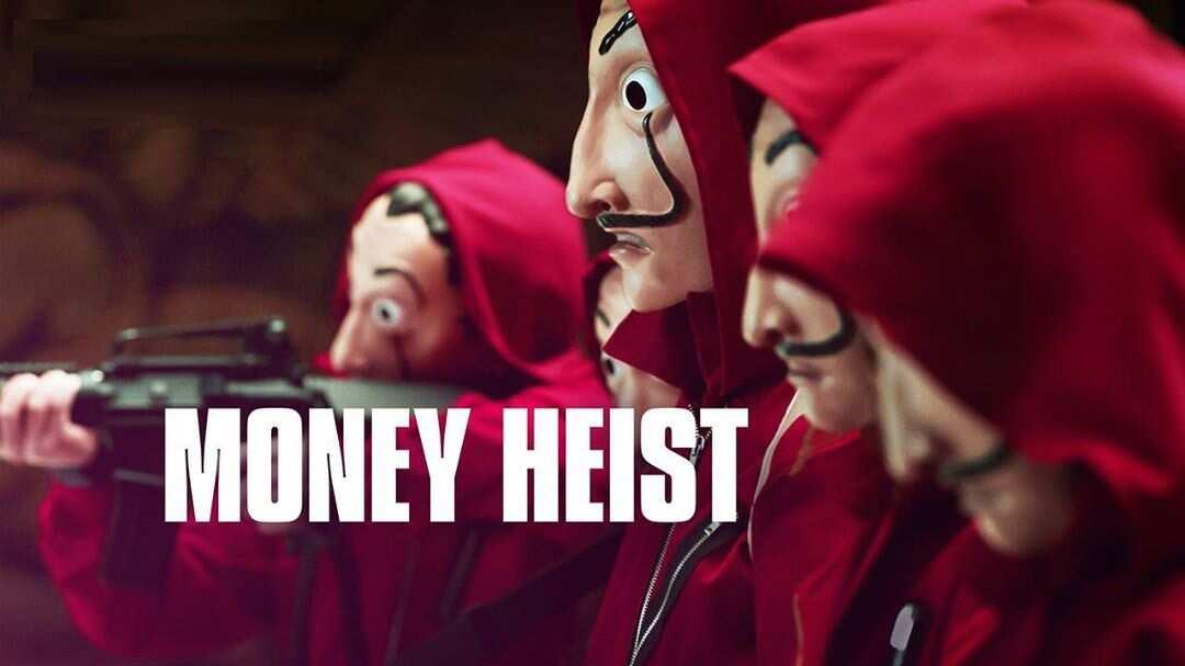Money Heist Wallpaper Laptop