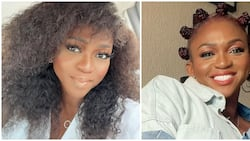 You'll find a girl your age, singer Waje tells fan in his 20s shooting shot at her