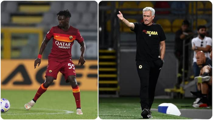 Jose Mourinho 'attacks' top Roma star during preseason friendly game
