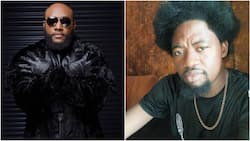 You fall my hand - Mc Allamano calls out Kcee for not keeping to his promise (video)