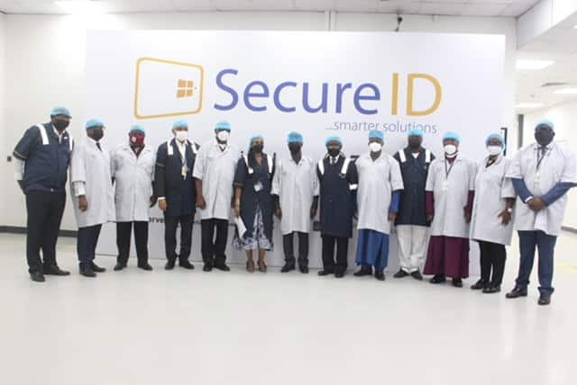 Osinbajo Visits Lagos, Commends SecureID for Pioneering World-Class Smart Card Facility in Nigeria