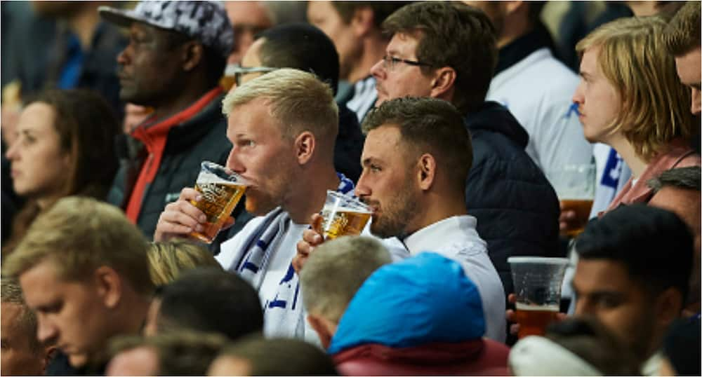 Jubilation for English fans as government lifts ban of 36 years on 1 thing fans love to do during matches