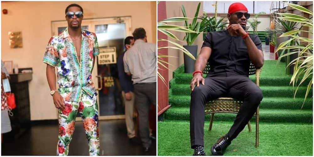 BBNaija style battle: Prince and Neo serving fashion goals (photos)