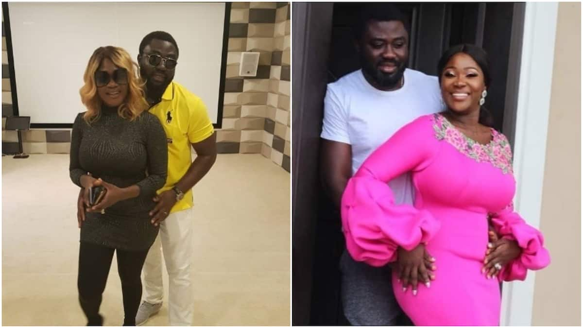 Image result for Mercy Johnson and husband all loved-up in new photos Read more: https://www.legit.ng/1218827-nollywood-actress-mercy-johnson-husband-loved-photos.html