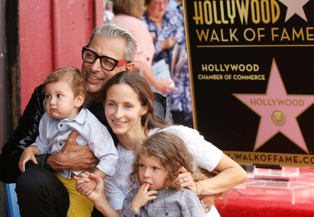 Jeff Goldblum kids