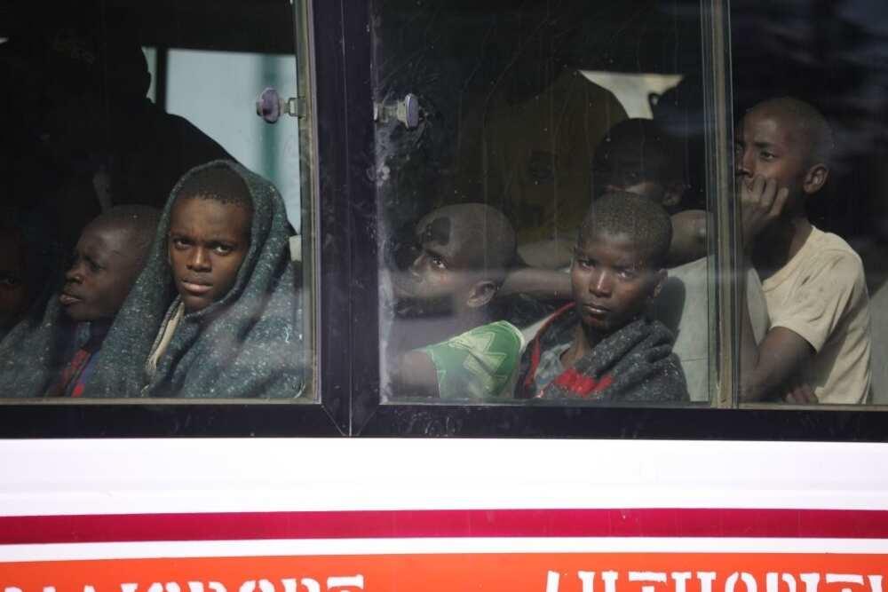 Katisina government says Kankara schoolboys are to undergo medical exam