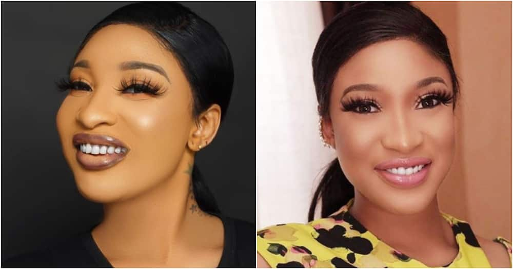 Tonto Dikeh shares appreciation post ahead of the new year