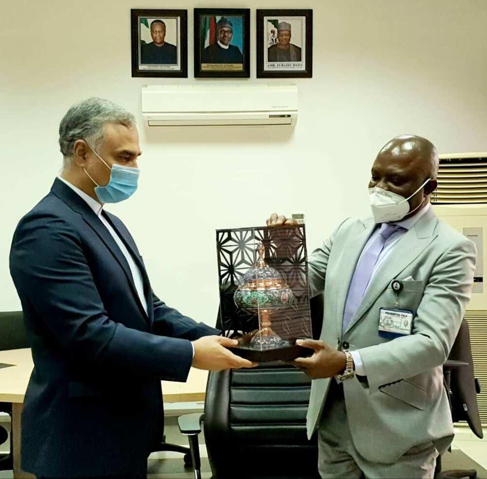 Iran offers to help Nigeria end terrorism