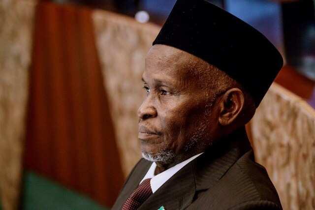 Tanko Muhammad: CJN's COVID-19 status not true, says aide