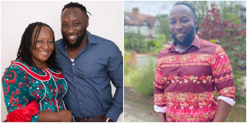 Patience Ozokwo's son is a year older