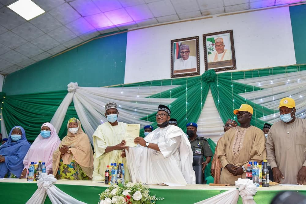 2023 Presidency: Bauchi Governor Bala Mohammed Reveals Position as Group Asks Him to Contest
