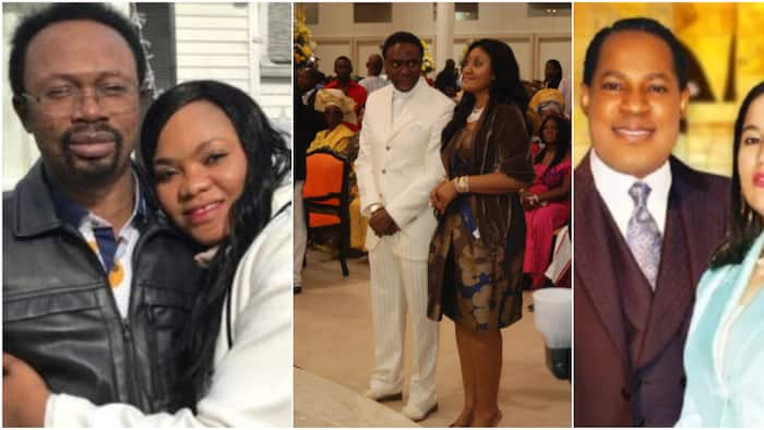 3 Nigerian pastors who divorced their wives and what led to the broken marriages (photos)