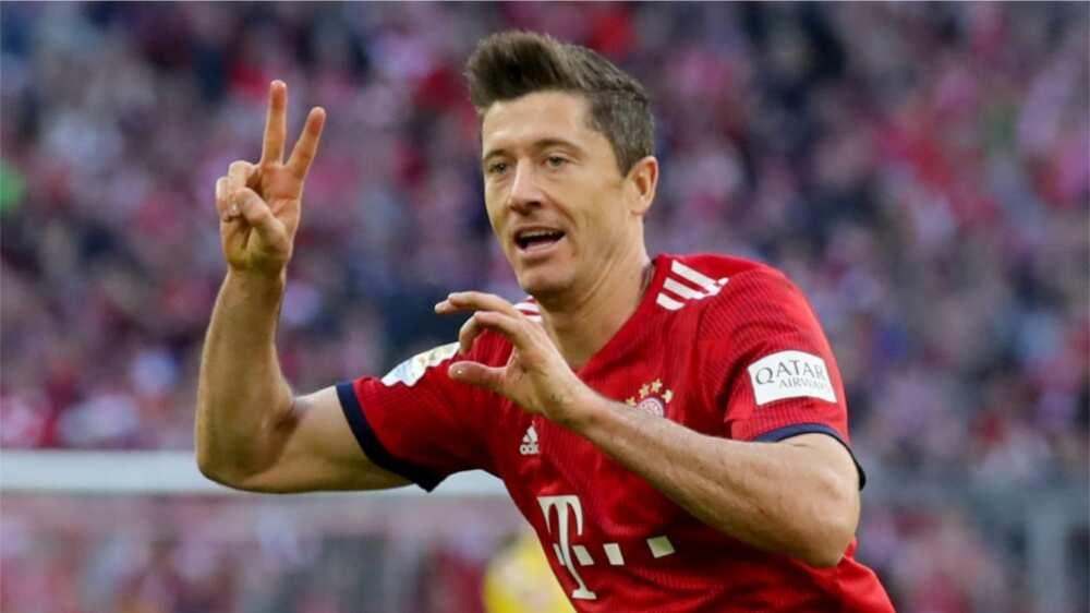 Robert Lewandowski names as world's best footballer after lockdown ahead of Messi, Ronaldo
