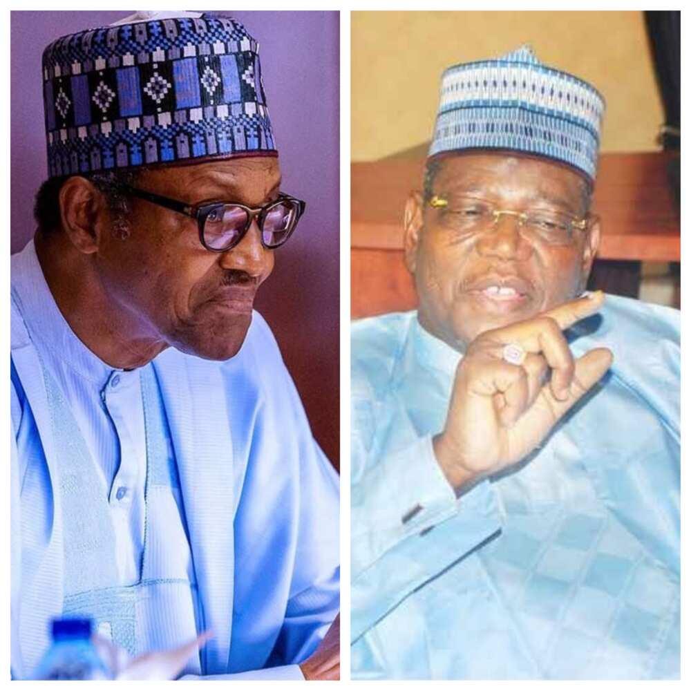 Dalilin da ya sa na ce ba zan yiwa Buhari addu'a ba - Sule Lamido
