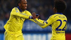 Didier Drogba urges former Chelsea star who recently left Arsenal to 'comeback' home