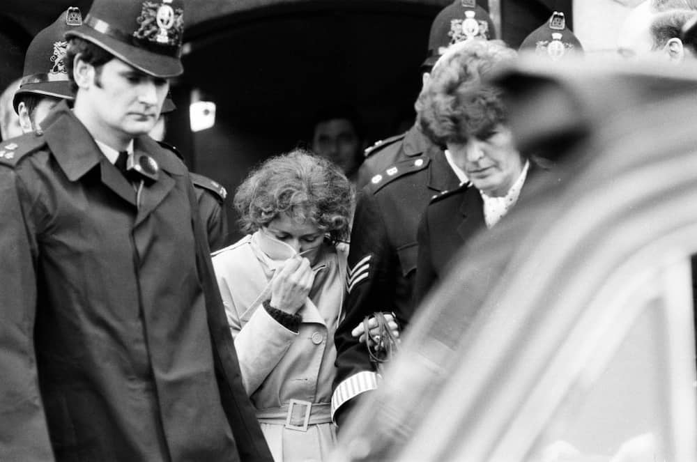 Yorkshire Ripper wife