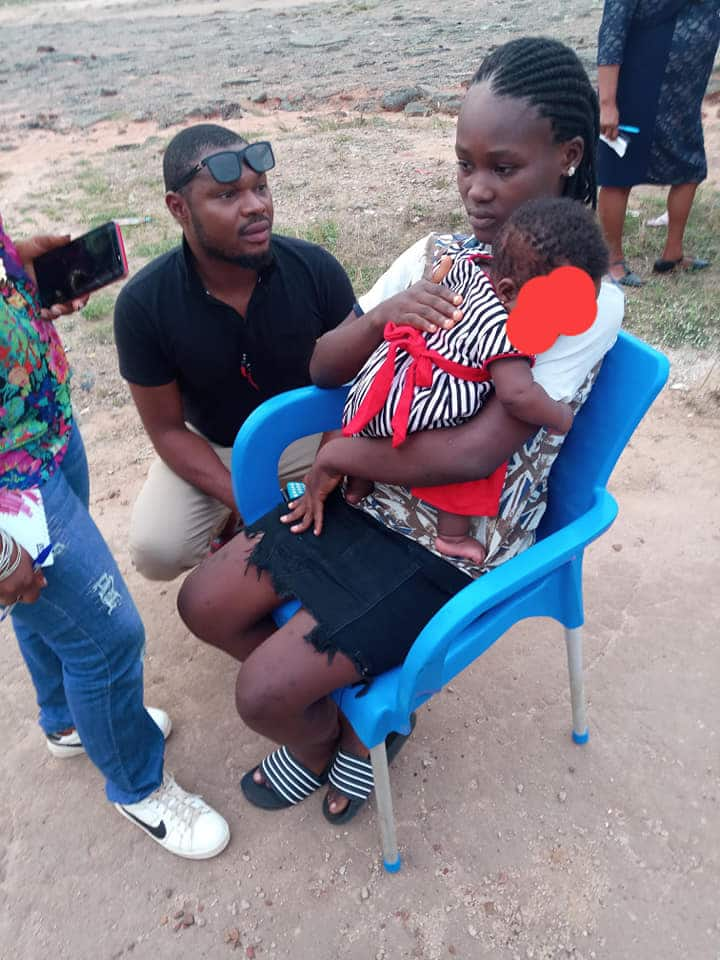16-year-old child bride who married 56-year-old man has 1-year-old baby, rescued