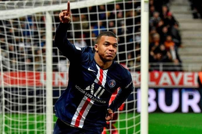 Kylian Mbappe plotting to join Real Madrid at the end of this season