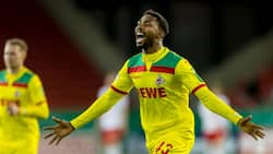 Nigerian star who scored Champions League brace against Real Madrid joins Premier League top club