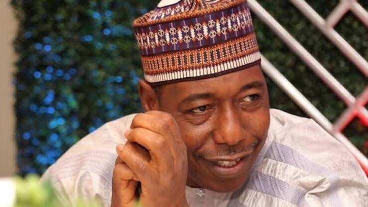 Gwamnan jihar Borno, Farfesa Babagana Umaru Zulum