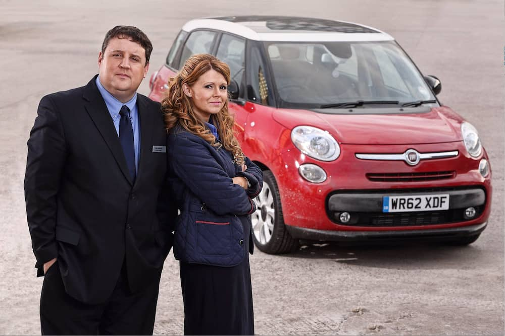 what hapened to Peter Kay