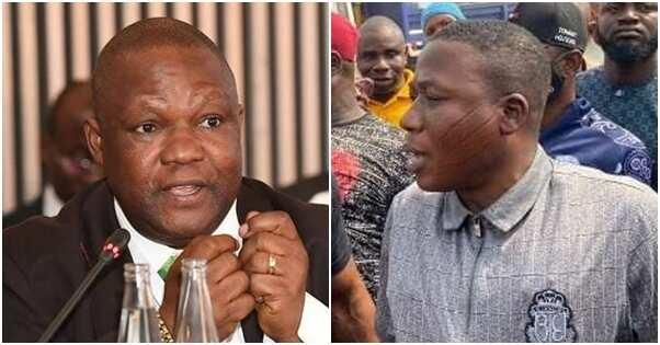 Do not arrest Sunday Igboho - Former CBN deputy governor warns security agents