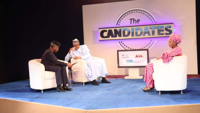 LIVE UPDATES: Why my government has not prosecuted some accused persons - Buhari