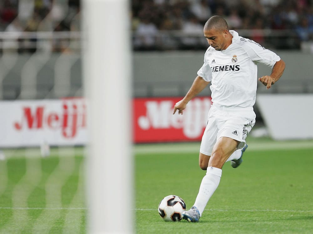 Ronaldo Nazario recounts how Real Madrid hired security to stop him from partying