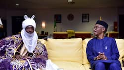 This is wrong - Former emir Sanusi reacts to NBA's decision on El-Rufai